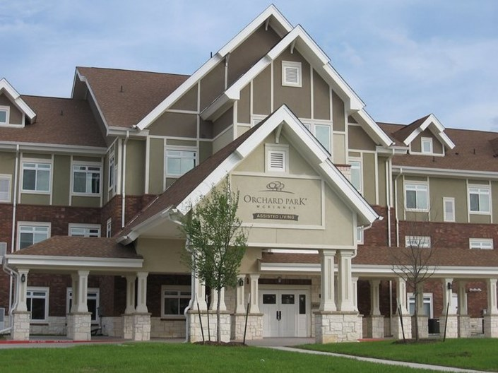 Senior Living Apartments Dallas Tx