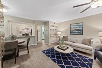 Living Area at Listing #135964