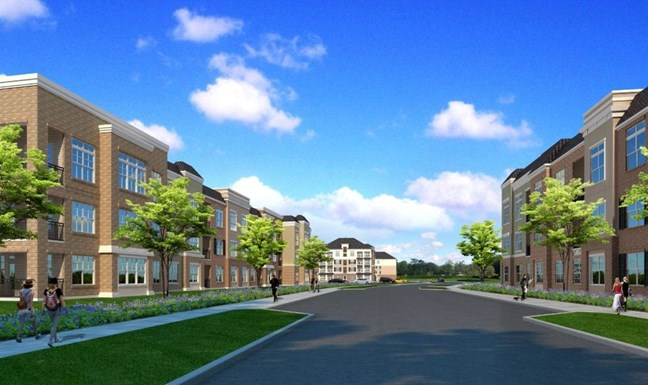 Orleans at Fannin Station Apartments
