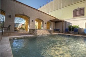 Pool at Listing #140117