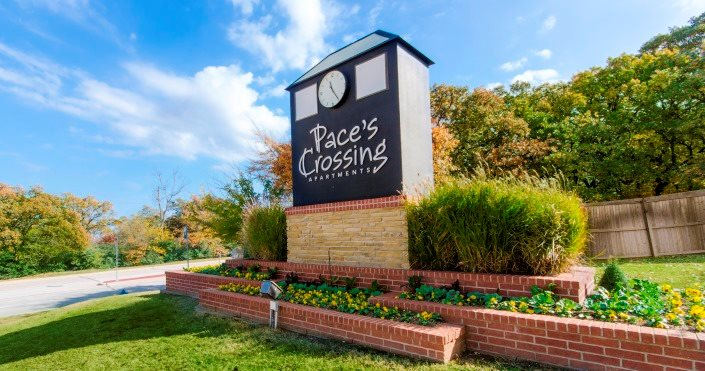 Paces Crossing Apartments Denton TX