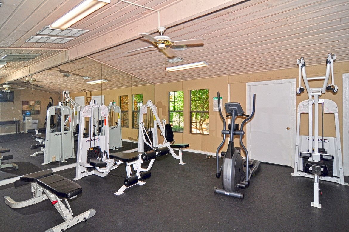 Fitness at Listing #136989