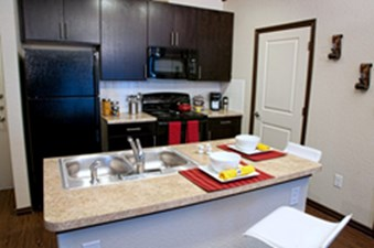 Kitchen at Listing #226901