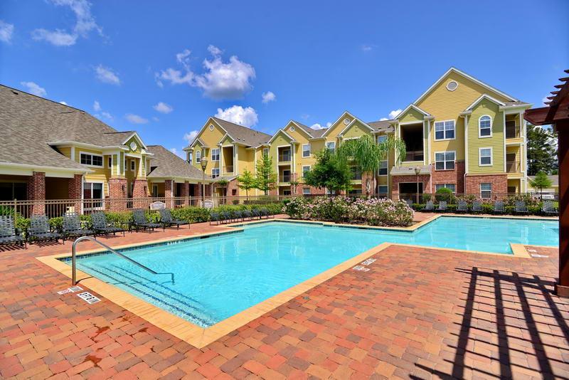 Pool at Listing #144744
