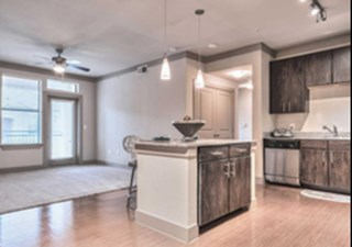 Living/Kitchen at Listing #155267