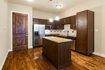 Kitchen at Listing #237788