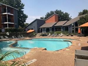 Pool at Listing #136947