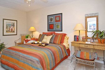 Bedroom at Listing #138727