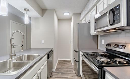 Kitchen at Listing #136065