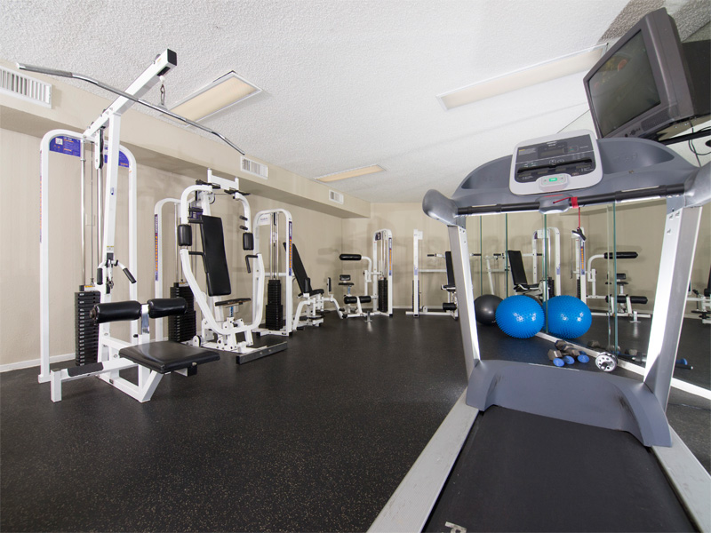 Fitness at Listing #140221