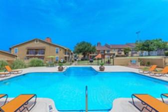 Pool at Listing #136135