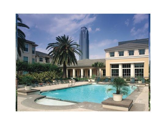 Pool at Listing #138796