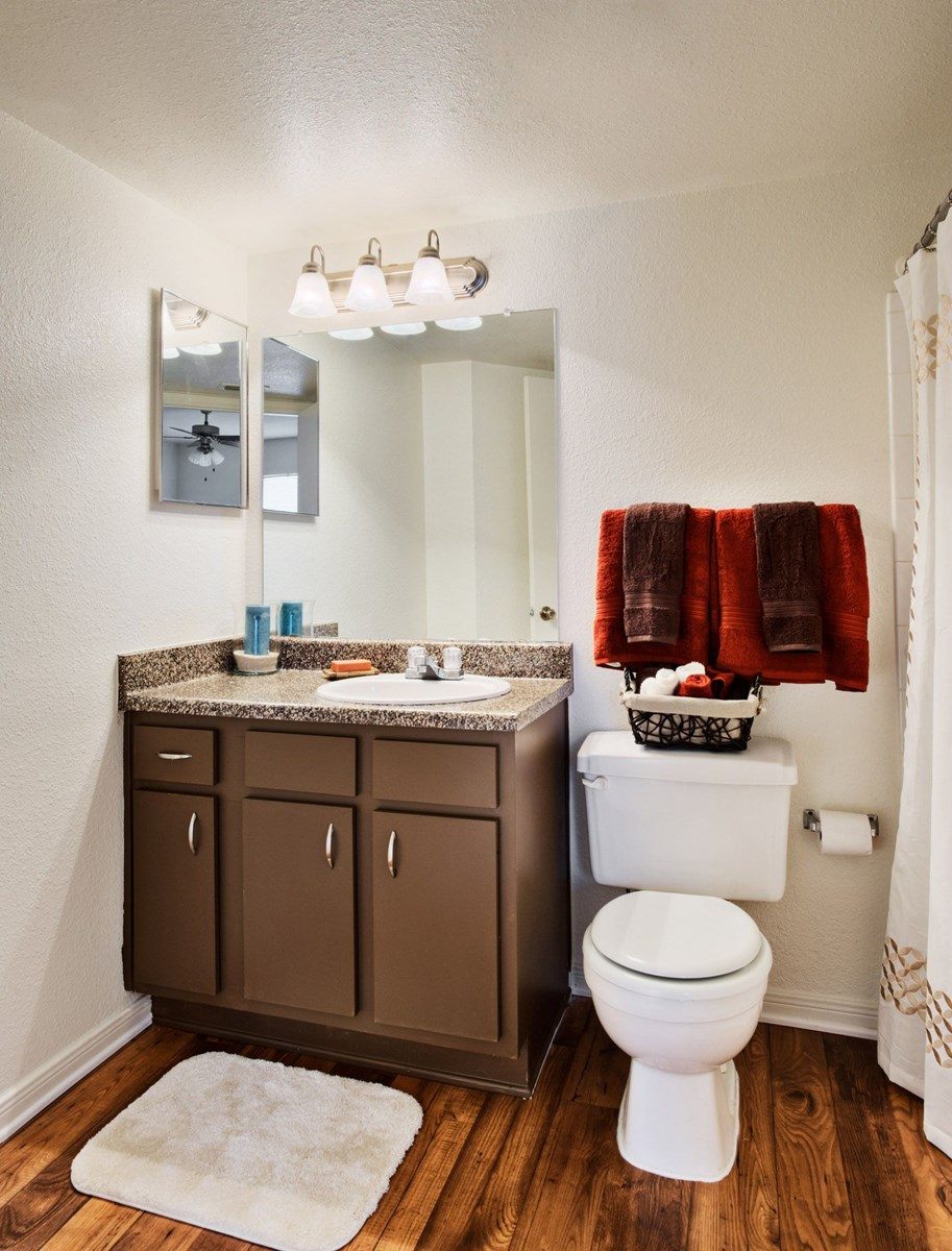 Bathroom at Listing #137636