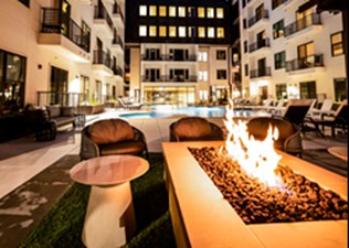 Fire Pit at Listing #286958