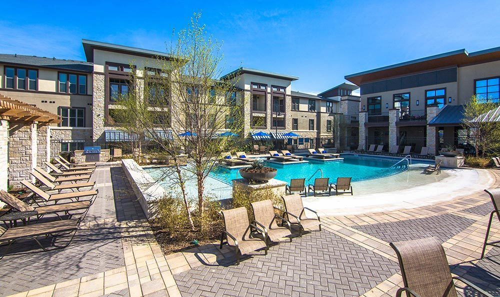 Twin Creeks Crossing II Apartments Allen TX
