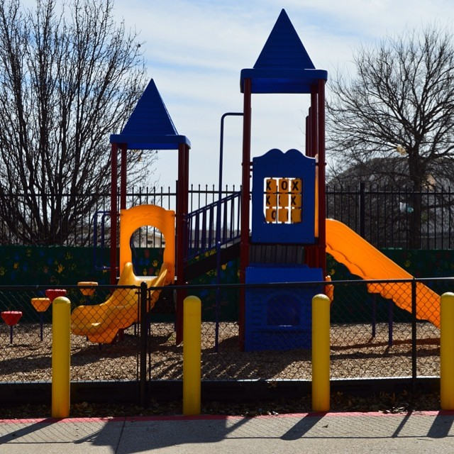 Playground at Listing #136151