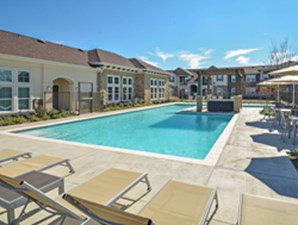 Pool at Listing #291841