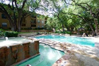 Pool at Listing #141088