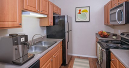 Kitchen at Listing #140373