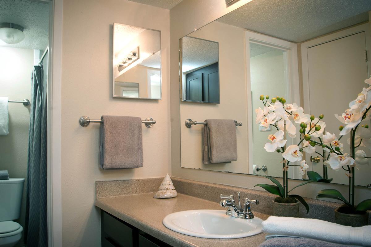 Bathroom at Listing #136924