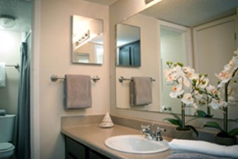 Bathroom at Listing #136924