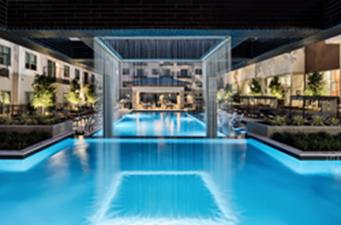 Pool at Listing #275814