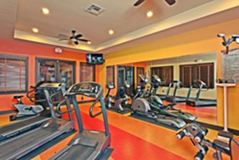 Fitness Center at Listing #153063