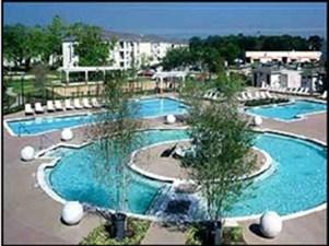 Pool at Listing #144229