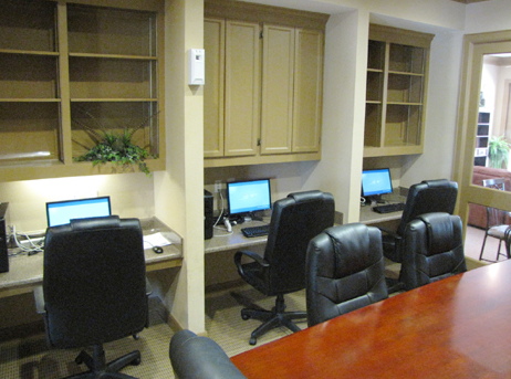 Business Center at Listing #147726