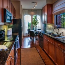 Living/Kitchen at Listing #145725