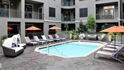 Pool at Listing #139124