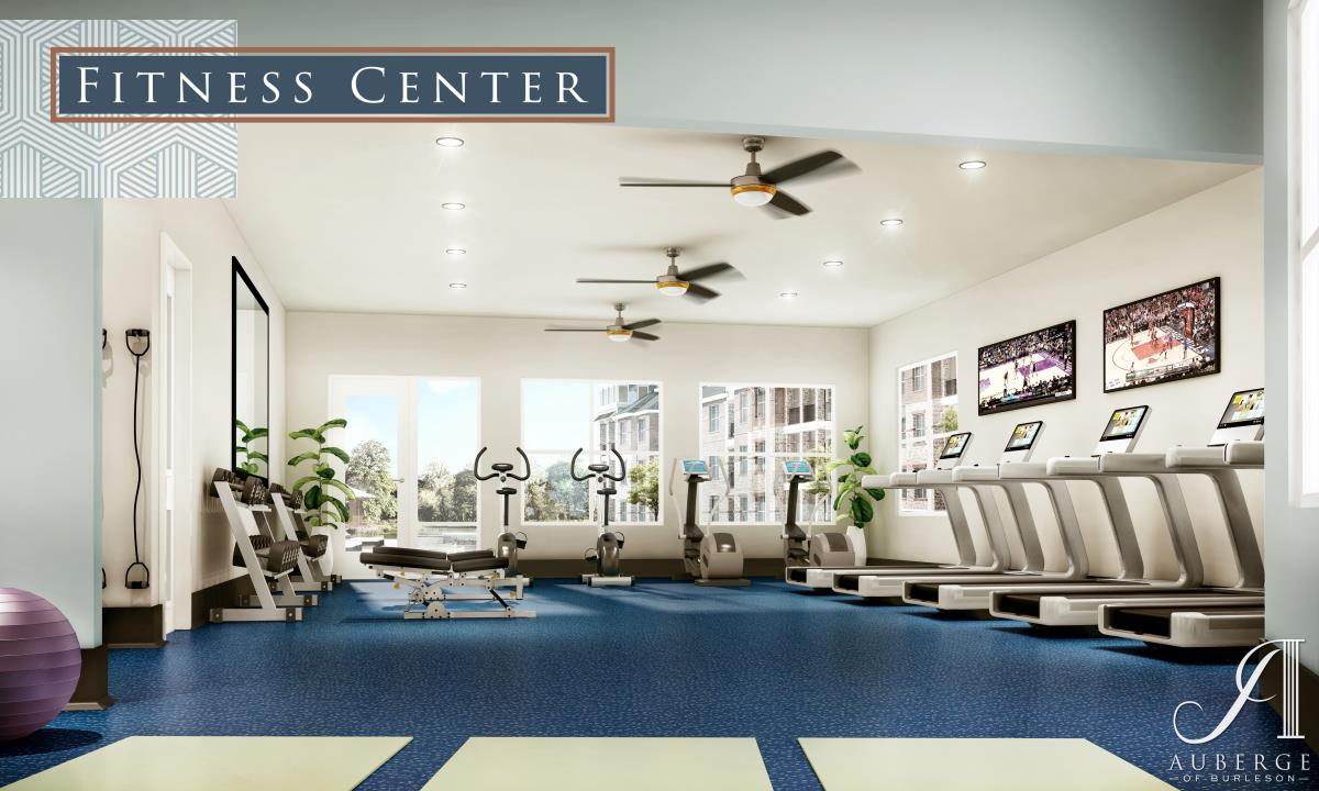Fitness at Listing #289045