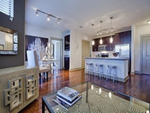 Dining/Kitchen at Listing #151500