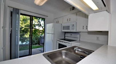 Kitchen at Listing #136024