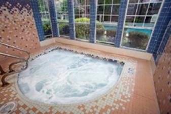 Hot Tub at Listing #135993