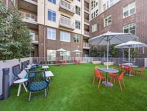 Courtyard at Listing #260499
