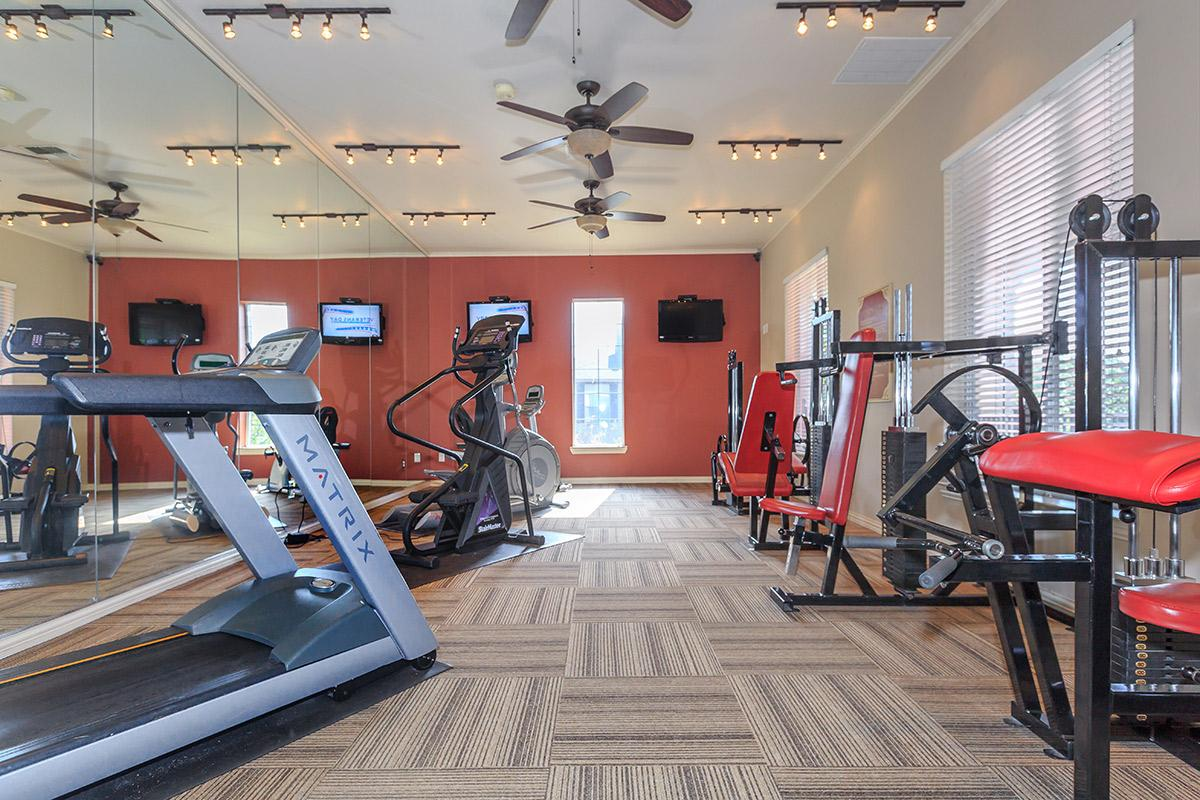 Fitness Center at Listing #137697