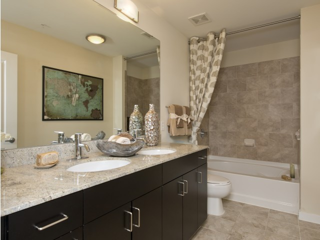 Bathroom at Listing #147800
