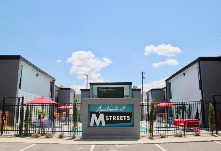 Apartments at M-Streets