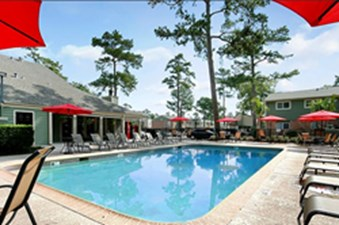 Pool at Listing #138472