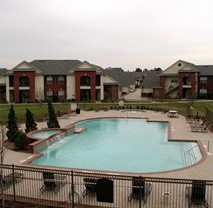 Pool at Listing #138687