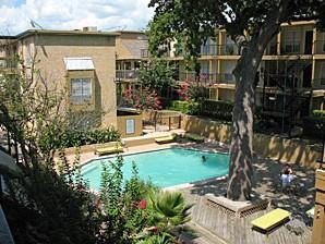 Pool at Listing #140411