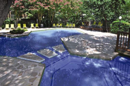 Pool at Listing #136468