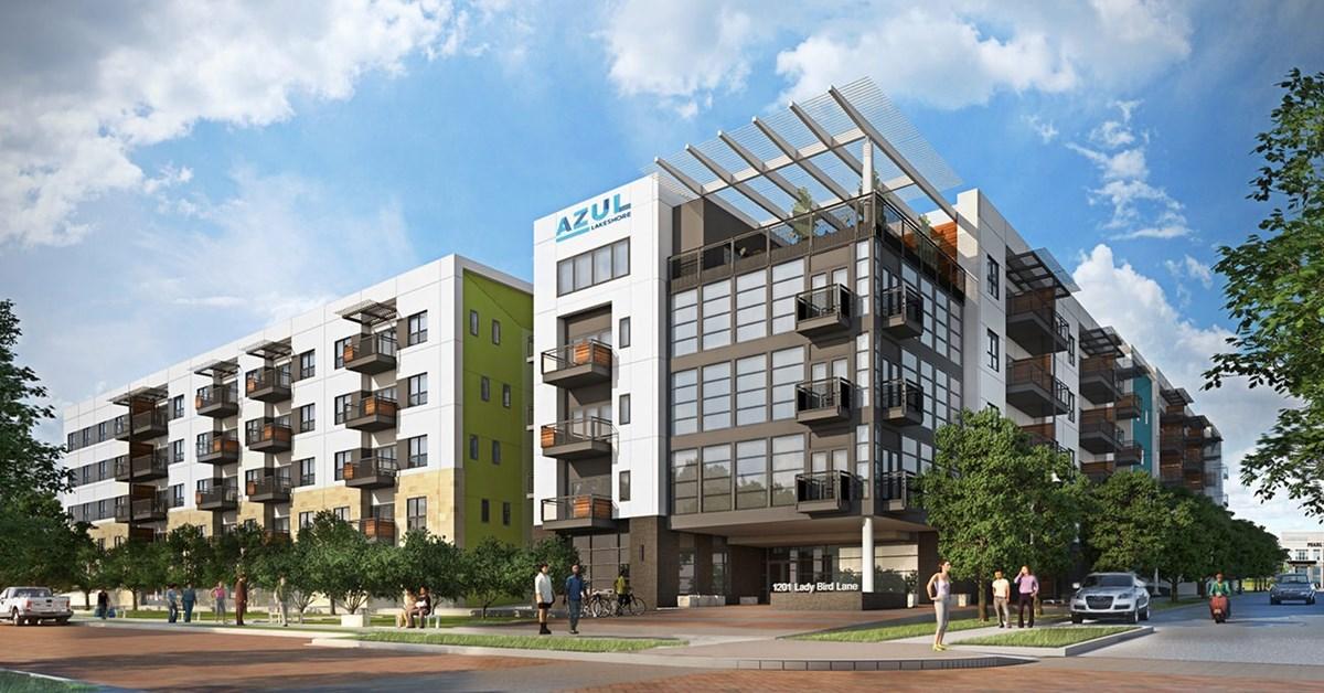 Azul Lakeshore Apartments Austin, TX