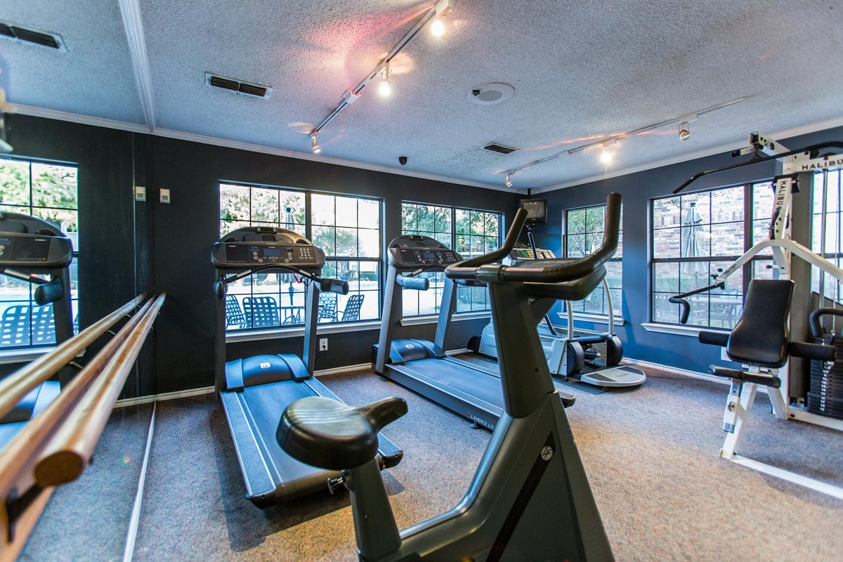 Fitness at Listing #136903