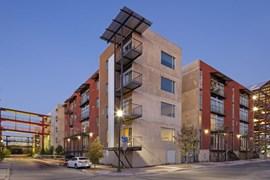 1221 Broadway Lofts Apartments San Antonio TX