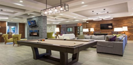 Gameroom at Listing #275962