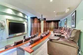Movie Theater at Listing #144149