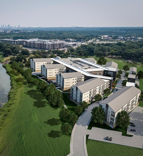 Alta Waterside Apartments