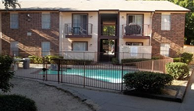 Pool at Listing #136352